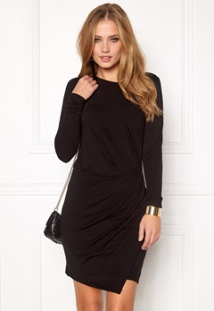 Stylein Camden Dress Black Bubbleroom.se