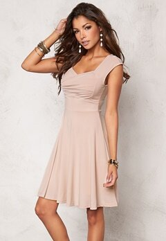 Chiara Forthi Suelly Dress Blond Parfait Bubbleroom.se
