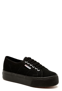 Superga Acotw Linea Sneakers Black Bubbleroom.se