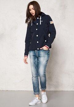 Svea Doris Jacket Navy Bubbleroom.se