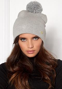Svea Morise Hat lt Grey Mel Bubbleroom.se