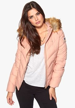Svea Whitehorse Jacket Dirty Pink Bubbleroom.fi