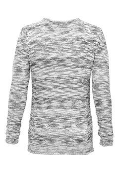 Tailored & Original Keyston Knit 0104 Off White Bubbleroom.se