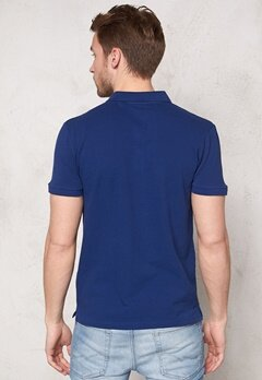 Tailored & Original Kington T-shirt 7580 Blue Dep Bubbleroom.se