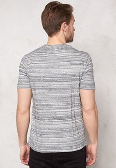 Tailored & Original Ringwood T-shirt 2890 Dark Grey Bubbleroom.se