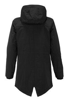 Tailored & Original Sainte Jacket 9000 Black Bubbleroom.se