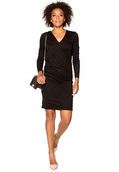 TIGER OF SWEDEN Agate Dress 050 Black Bubbleroom.se