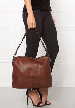 TIGER OF SWEDEN Apricato N Leather Bag T82 Medium Brown Bubbleroom.se