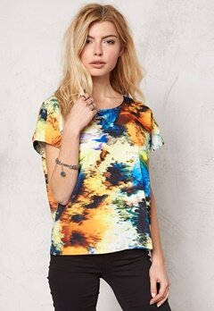 TIGER OF SWEDEN Danise Shirt A01 Artwork Bubbleroom.se