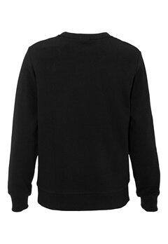 TIGER OF SWEDEN Hubertz Sweatshirt 050 Black Bubbleroom.se