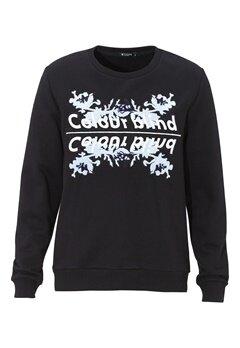 TIGER OF SWEDEN Rackare Sweatshirt 050 Black Bubbleroom.se