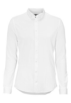 TIGER OF SWEDEN Richie 13 Shirt 089 White Bubbleroom.se