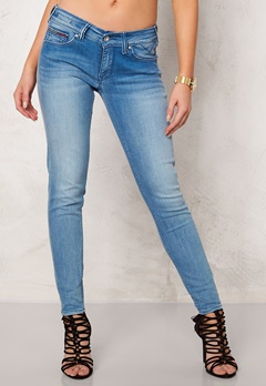TOMMY HILFIGER DENIM Low Rise Skinny 7/8Sophie 911 Azur Stretch Bubbleroom.se