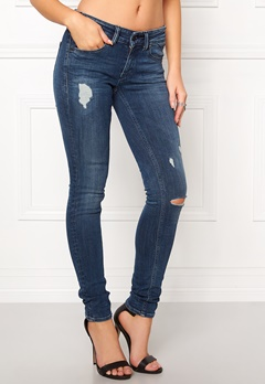 TOMMY HILFIGER DENIM Low Rise Skinny Sophie 911 Dynamic Deep B. Bubbleroom.se