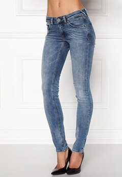 TOMMY HILFIGER DENIM Low Rise Skinny Sophie 911 Fade Stretch Bubbleroom.se