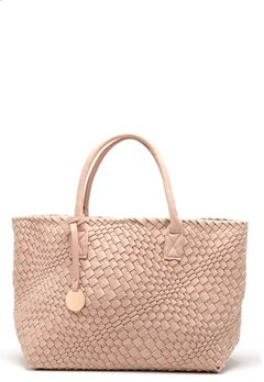 Mixed from Italy Top Handle Satchel Beige Bubbleroom.se