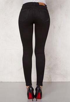 TrulyMine Jeans Martina Svart Bubbleroom.se