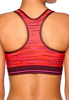 Under Armour Alpha Mid Sports Bra Rebel Pink Bubbleroom.se