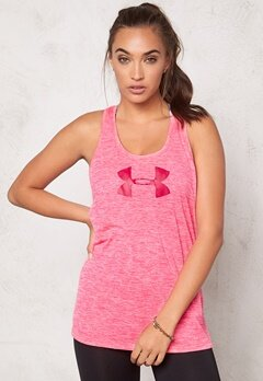 Under Armour Branded Tech Tank 962 Harmony Red Bubbleroom.se