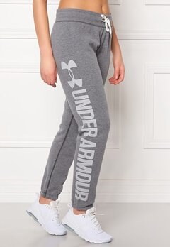 Under Armour Favorite Fleece Pant Carbon Heather Bubbleroom.se