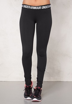 Under Armour Favorite Legging 001 Black Bubbleroom.se