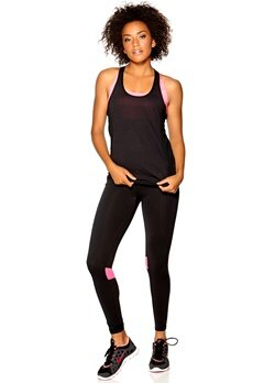 Under Armour Fly By Mesh Tank Black Bubbleroom.se