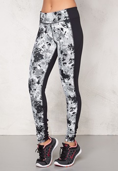 Under Armour Studio Printed Legging 001 Black Printed Bubbleroom.se