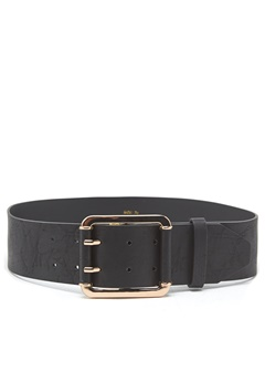 Pieces Veritas waist belt Black Bubbleroom.se
