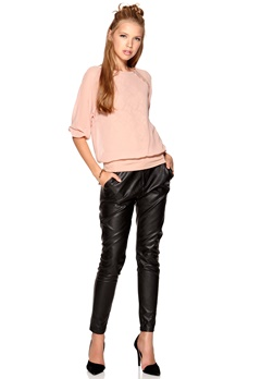 VERO MODA Alicia Lace Top Mahogany Rose Bubbleroom.se