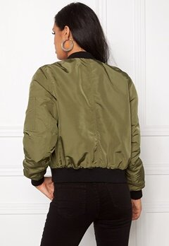 VERO MODA Dicte Bomber Jacket Ivy Green Bubbleroom.se
