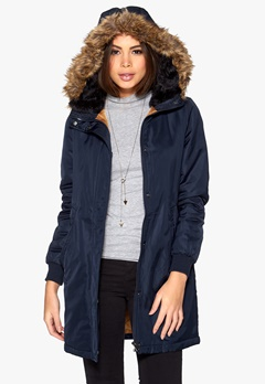 VERO MODA Friend 3/4 Jacket Total Eclipse Bubbleroom.se