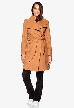 VERO MODA Kate Daisy 3/4 Jacket Tobacco Brown Bubbleroom.se