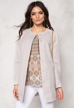 VERO MODA Louise New 3/4 Jacket Moonbeam Bubbleroom.se