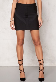 VERO MODA Lucky Short Skirt Black Bubbleroom.se