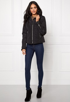 VERO MODA Lulu Short Jacket Black Bubbleroom.se