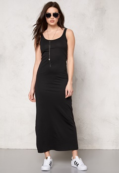 VERO MODA Nanna Ancle Dress Black Bubbleroom.se