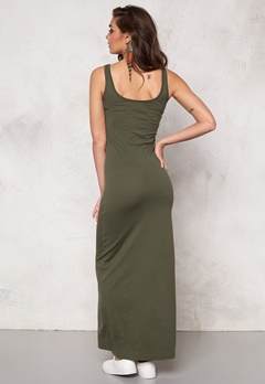 VERO MODA Nanna Ancle Dress Ivy Green Bubbleroom.se