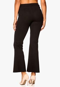 VERO MODA Sassa Flare Pants Black Bubbleroom.se