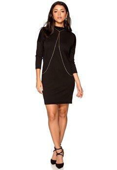 VERO MODA Shara Short Dress Black Bubbleroom.se