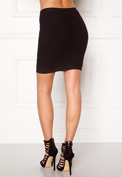 VERO MODA Tanya Short Skirt Black Bubbleroom.se
