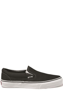 Vans Classic Slip-On Black Bubbleroom.se