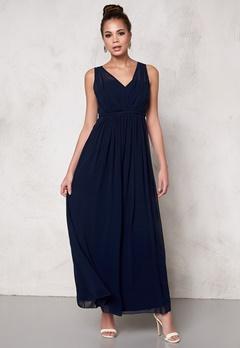 VILA Cotina Maxi Dress Total Eclipse Bubbleroom.se