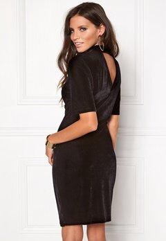 VILA Fennie dress Black Bubbleroom.se