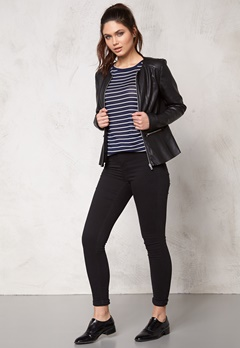 VILA Muse Jacket Black Bubbleroom.se