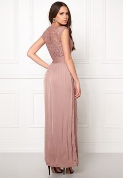VILA Ponny Maxi Dress Antler Bubbleroom.fi
