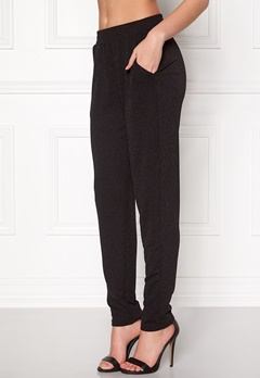 VILA Provide new pant Black Bubbleroom.se
