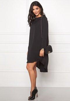 VILA Samina Dress Black Bubbleroom.se
