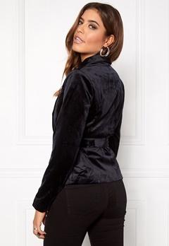 VILA Tamiko blazer Black Bubbleroom.se