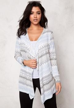 VILA Tika l/s knit cardigan Paloma Bubbleroom.se