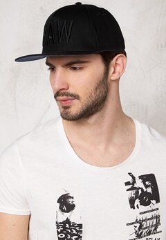 G-STAR Vontry Snapback Cap 990 Black Bubbleroom.se